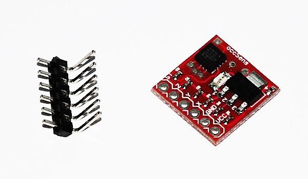 ADXL335 accelerometer