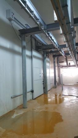 megoras soğuk oda kapı sistemi