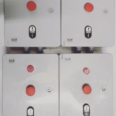 ADC102F3 Kontrol