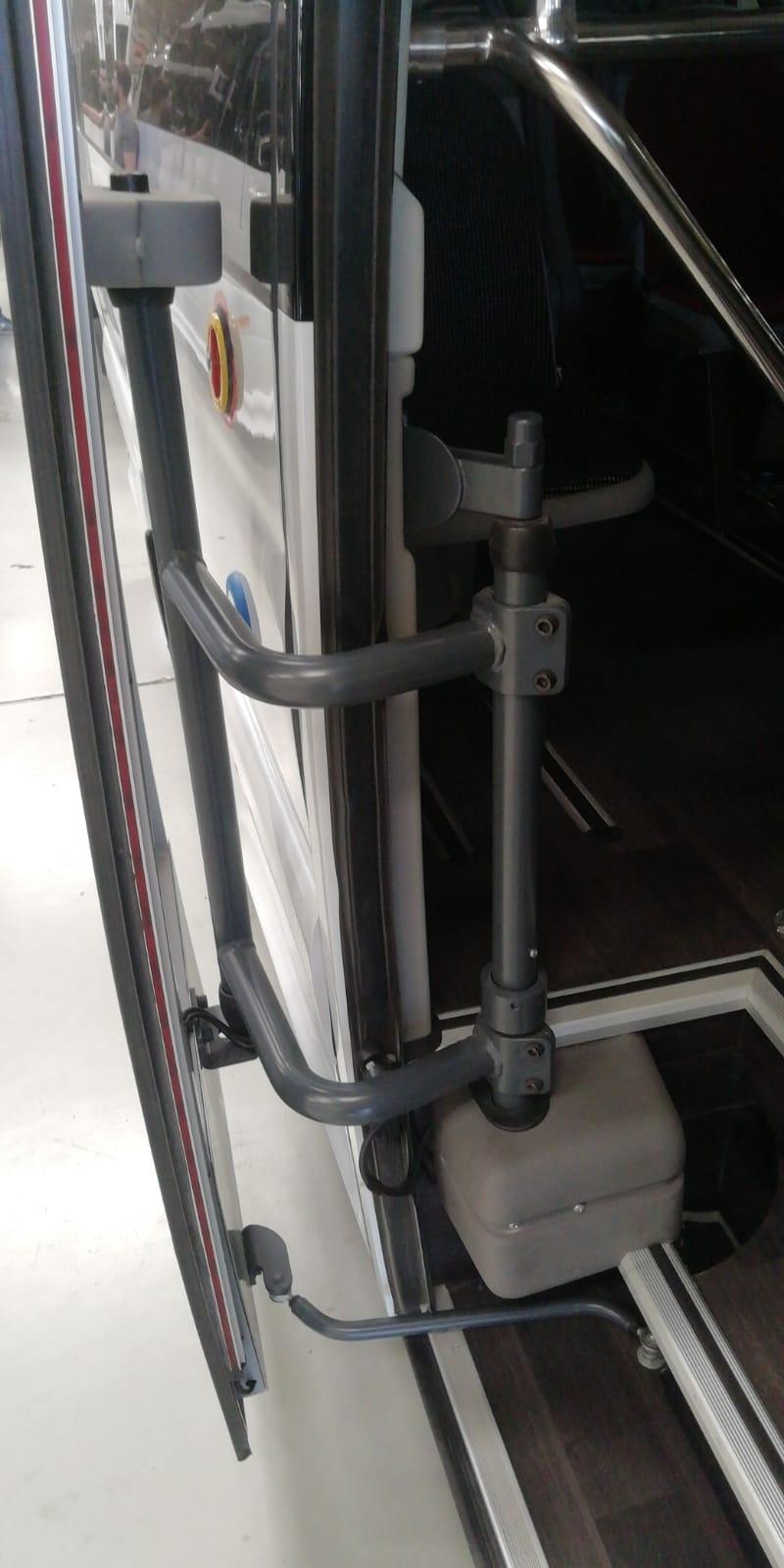 Otobüs Giriş Kapısı Güvenlik Sensörü