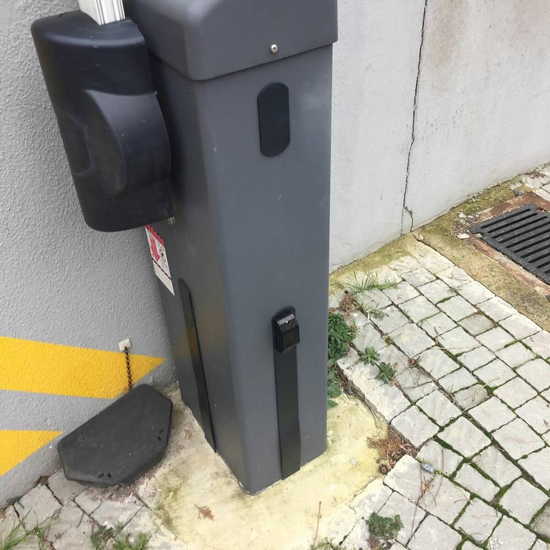 megoras otomatik kapı bariyer sensörü