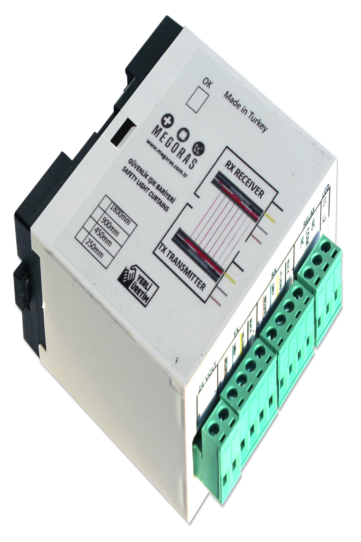 sensor control unit