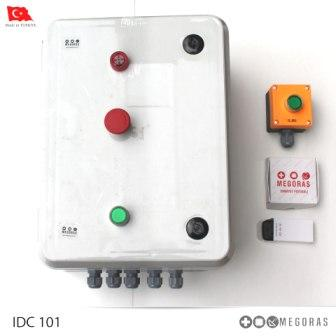 cold storage door controller unit